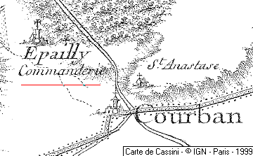 Maison du Temple d'Epailly