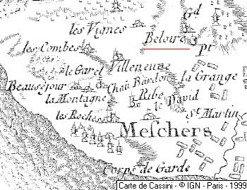 Domaine du Temple de Beloire
