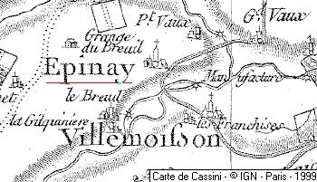 Domaine du Temple de Epinay-sur-Orge