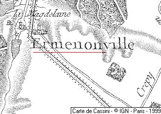 Domaine du Temple à Ermenonville