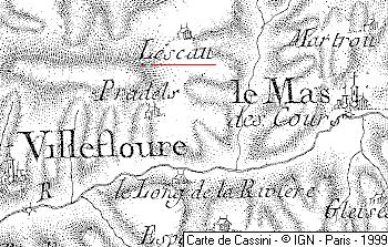 Domaine du Temple de l'Escaux