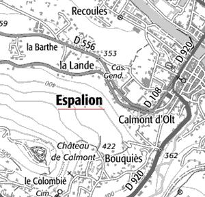 Maison du Temple d'Espalion