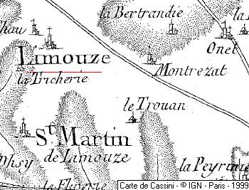 Domaines du Temple de Limouze