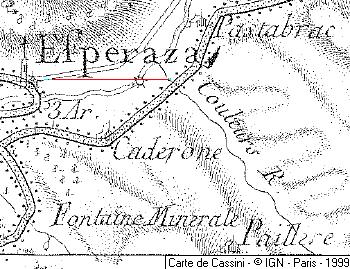 Maison du Temple d'Espéraza