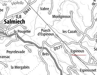 Domaine du Temple d'Espinous