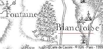 Domaine du Temple de Blancfossé