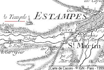 Maison du Temple d'Etampes