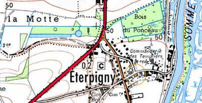 Domaine du  Temple à Eterpigny