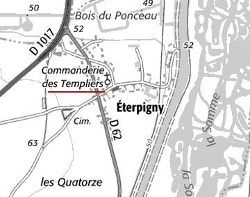 Domaine du Temple d'Eterpigny