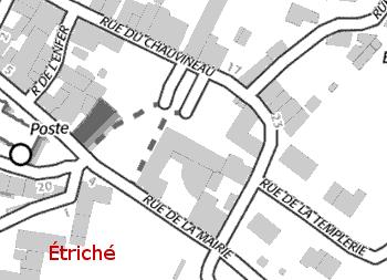 Domaine du Temple d'Etriché