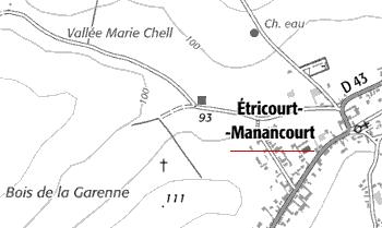 Domaine du Temple d'Etricourt