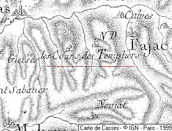 Maison du Temple à Fajac-en-Val