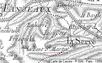 Domaine du Temple de Saint-Martin