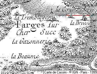 Maison du Temple de Farges-sur-Cher