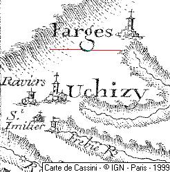 Seigneurie du Temple de Farges
