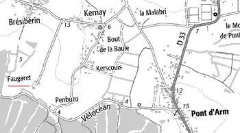Terres du Temple de Faugaret