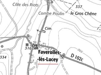 Domaine du Temple de Faverolles-les-Lucey
