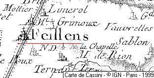 Domaines du Temple de Feillens