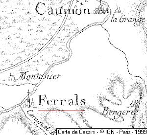 Grange du Temple de Ferrals