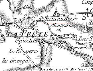Maison du Temple de La Ferté-Gaucher