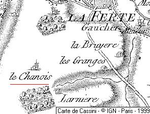 Domaine du Temple de Chanois