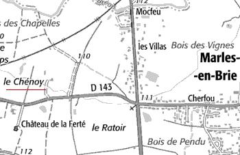 Domaine du Temple de Chénoy