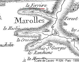 Domaine du Temple de Ferrière