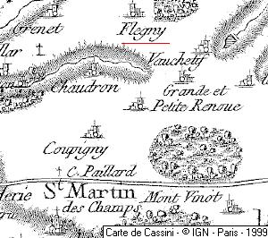 Domaine du Temple de Flegny
