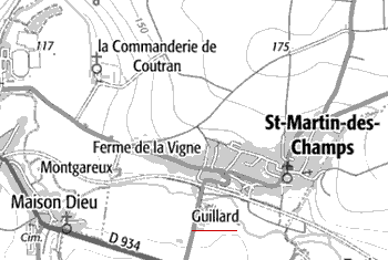 Domaine du Temple de Guillard