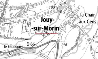 Domaine du Temple de Jouy