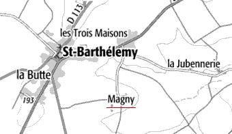 Domaine du Temple de Magny