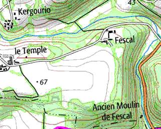 Domaine du Temple de Fescal