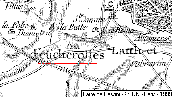 Domaine du Temple de Feucherolles