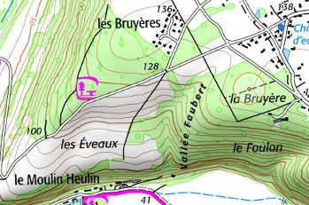 Bien du Temple à La Bruyère