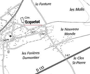 Domaine du Temple de Equetot