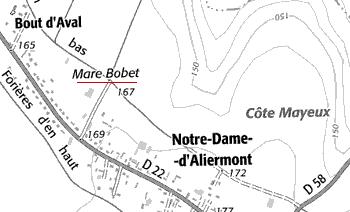 Domaine du Temple de Mare-Bobet