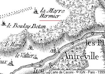 Domaine du Temple de Mare-Hermier