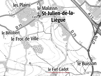 Domaine du Temple de Cadot