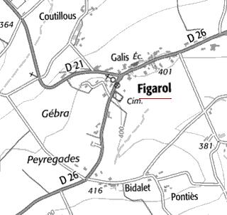 Domaine du Temple de Figarol
