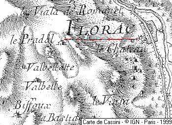 Domaine du Temple de Florac