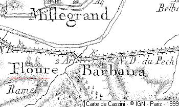Domaines du Temple de Floure