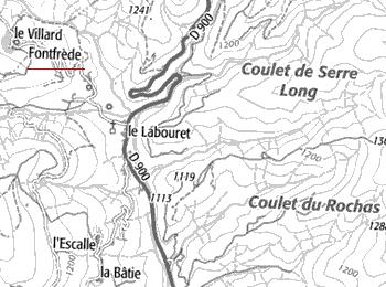 Domaine du  Temple de Fonfrèdes