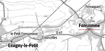 Domaine du Temple de Fonsomme