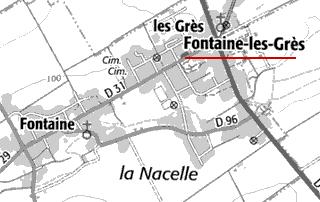 Domaine du Temple de Fontaine-Saint-Georges