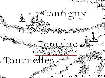 Maison du Temple de Fontaine-sous-Montdidier
