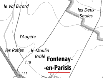 Ferme de Temple de Fontenay-en-Parisis