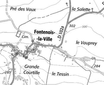 Fontenois-la-Ville