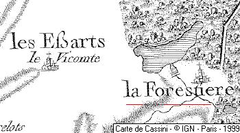 Domaine de du Temple de La Forestière