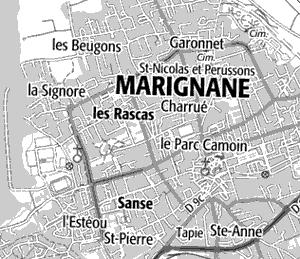 Maison et Grange du Temple de Marignane