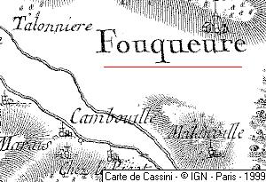 Maison du Temple de Fouqueure